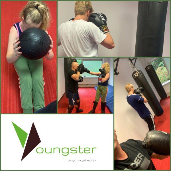 weerbaarheidstraining jongeren boksen